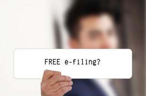 free e-filing