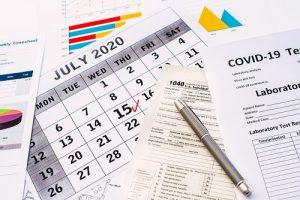 Extended Tax Deadline, Covid-19, Coronavirus