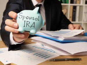 spousal IRA Worth Tax
